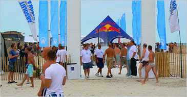 Fire Island Pines - Ascession at Fire Island Pines Beach, A Daytime World-Class Magnificent Party